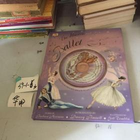 英文原版:Illustrated Book of Ballet Stories 精装
