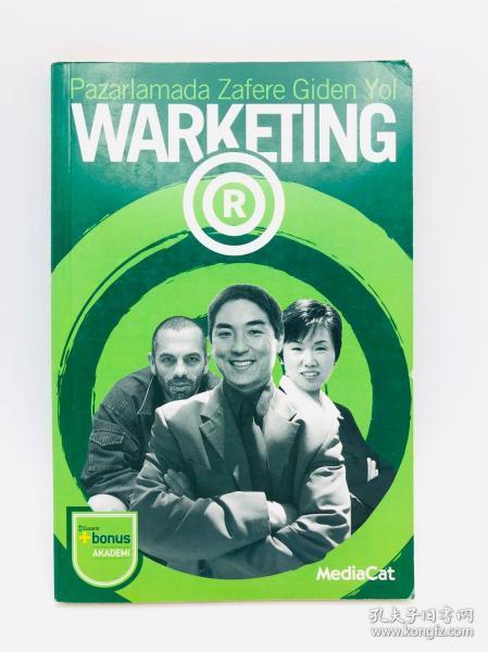 Warketing - Pazarlamada Zafere Giden Yol 土耳其文原版《营销-营销胜利之路》