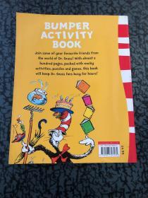 Dr. Seuss Bumper Activity Book苏斯博士碰碰活动书 /Dr. Harper