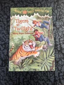 Tigers at Twilight (Magic Tree House #19) 神奇树屋系列19 /Ma