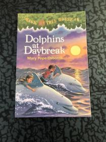 Dolphins at Daybreak (Magic Tree House #9) 神奇树屋系列9:与