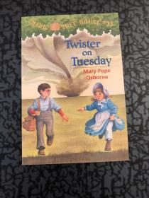 Twister on Tuesday (Magic Tree House #23) 神奇树屋23:冲出龙