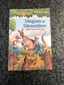 Dingoes at Dinnertime (Magic Tree House #20)神奇树屋20:晚餐