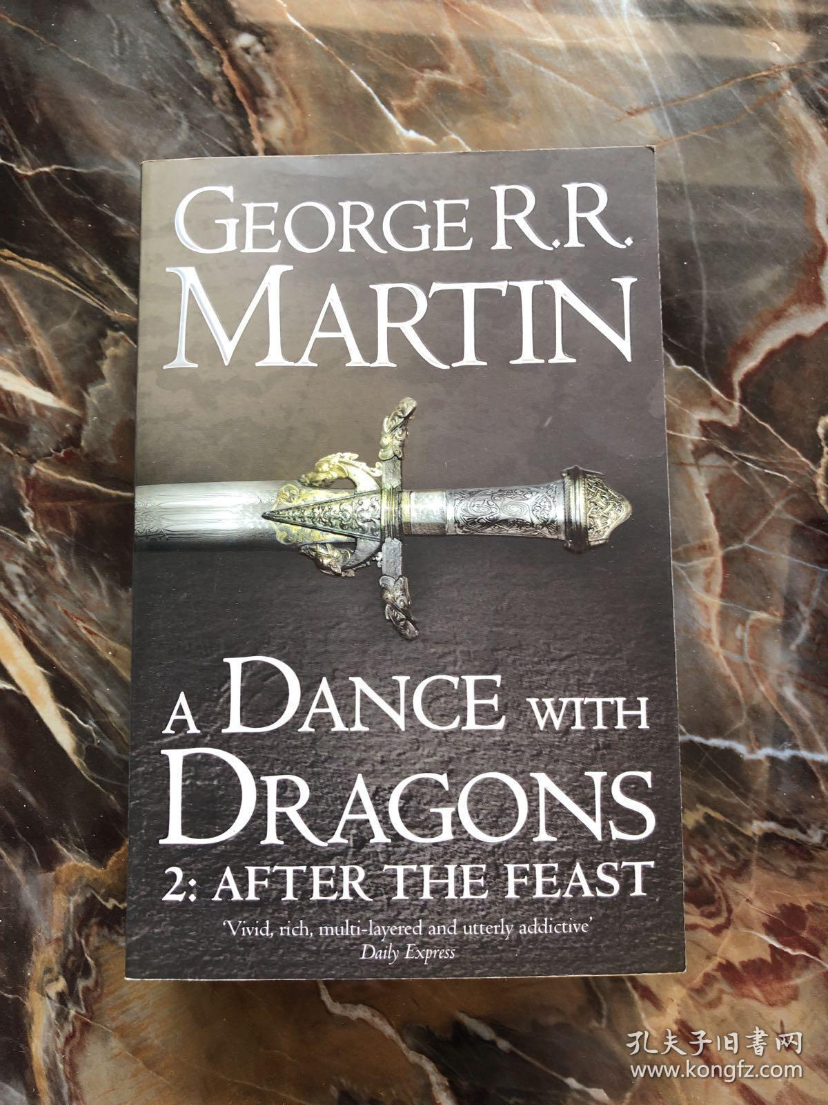 A Dance With Dragons Part 2: After the Feast (A Song of Ice