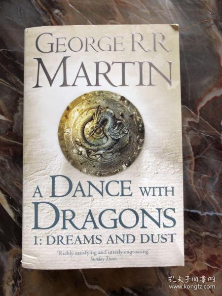 A Dance with Dragons:Book 5 of A Song of Ice and Fire /Geor