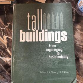 Tall Buildings 9789812566201 /不详 不详
