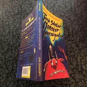 JackSlater MonsterInvestigator /John Corgi