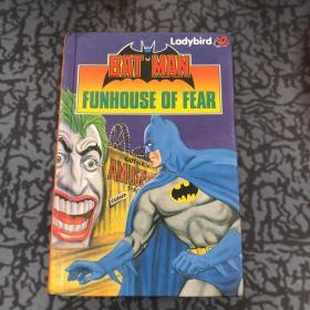 BATMAN Funhouse of fear /不详 不详