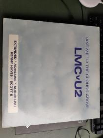 u2 Remix单曲 黑胶 lmc,2张黑胶。