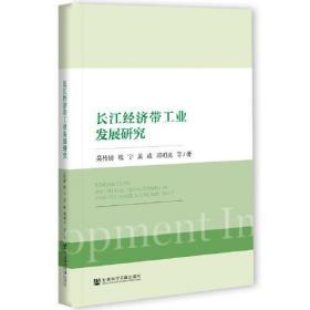 长江经济带工业发展研究