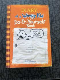 Diary of a Wimpy Kid Do-it-Yourself 小屁孩日记—DIY (美国版