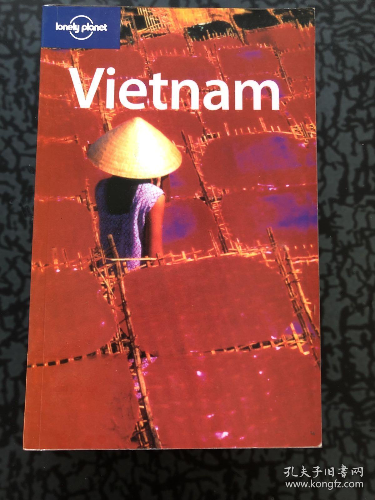 Lonely Planet Vietnam /Nick Lonely