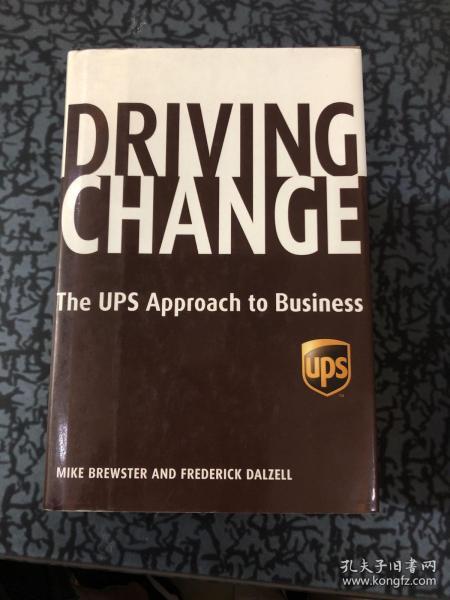 驱动变革 Driving Change /Mike Oversea