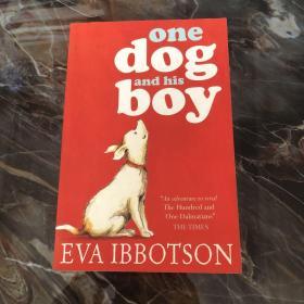 One Dog And His Boy /Ibbotson  Eva 详情看图