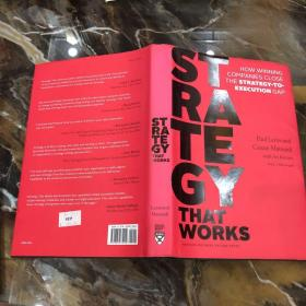 STRATEGY THAT WORKS /见图 见图