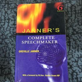 complete speechmaker /Janner 不详