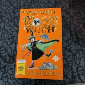 Fun with The Worst Witch (World Book Day) /不详 不详