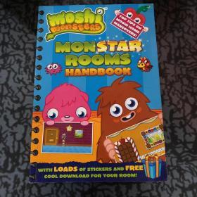 MoshiMonsters:MonSTARRoomsHandbook /Sunbird(太阳鸟图书公司?