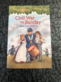 Civil War On Sunday /Mary Random