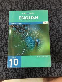 Study and Master English Grade 10 Learner's Book /见图 见图