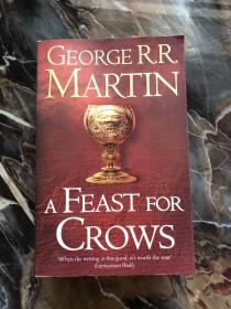 A Feast for Crows (Reissue) (A Song of Ice and Fire /Martin?