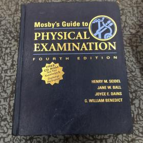 Mosby's Guide to Physical Examination(附光盘) /Henry Mosby