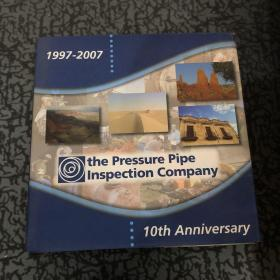 the Pressure Pipe Inspection Company 1997-2007 /请看图 请看?