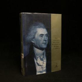 1993年 美国总统《托马斯·杰斐逊传与文选》精装 The Life and Selected Writings of Thomas Jefferson