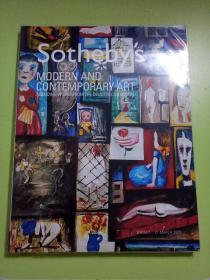 Sotheby's 苏富比悉尼2005年3月:MODERN AND CONTEMPORARY ART