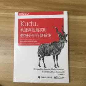 Kudu:构建高性能实时数据分析存储系统(博文视点出品)