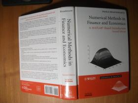 Numerical Methods in Finance and Economics:A MATLAB-Based Introduction(Second Edition)经中的数值方法:基于MATLAB的介绍(英文原版书)16开精装
