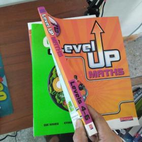 【外文原版】 Level Up Maths:Levels 4-6  调平数学:4-6级