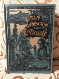 Charles Darwin The Voyage of the Beagle -- 达尔文《小猎犬号游记》Folio 2003年出品