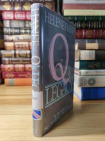 Q's Legacy  1985年第一版版海莲汉芙《Q的遗产》, 《查令十字街84号》作者回忆录
