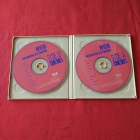 《陈慧娴演唱会珍藏版》双碟2 张VCD光碟光盘唱片收藏珍藏