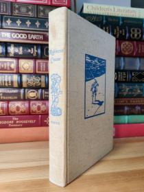 Heritage Press  鲁滨逊漂流记 The Life & Strange Adventures of Robinson Crusoe