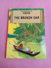 The Adventures of Tintin The Broken Ear