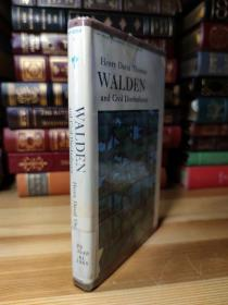 精装小本 梭罗的瓦尔登湖 Walden or Life in the Woods