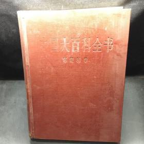 中国大百科全书.环境科学