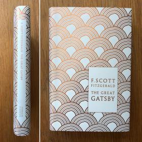 预售了不起的盖茨比企鹅精装弗朗西斯·斯科特·菲茨杰拉德 The Great Gatsby Francis Scott Fitzgerald