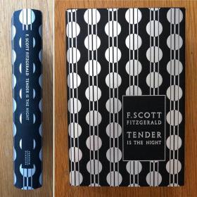 预售夜色温柔企鹅精装弗朗西斯·斯科特·菲茨杰拉德 Tender is the Night  Francis Scott Fitzgerald