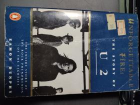 u2的故事原版书,个别页有破损。