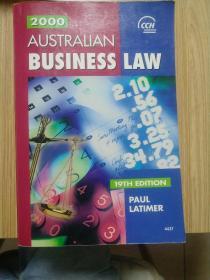 the australian business law 2000