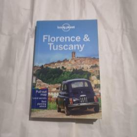 Lonely Planet: Florence& Tuscany (Regional Guide)孤独星球旅行指南:佛罗伦萨&托斯卡纳
