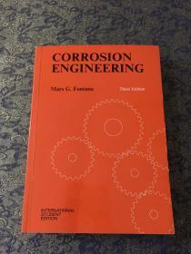 Corrosion Engineering (materials Science & Engineering)-腐蚀工程(材料科学与工程)