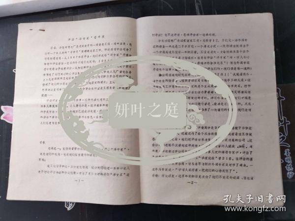 评估洋专家思考录 华能南通电厂【南通资料三页】