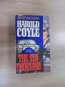 英文书  THE  TEN  THOUSAND  HAROLD  COYLE(共543页)