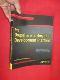 Pro Drupal as an Enterprise Development Platform       (16开 )   【详见图】