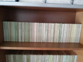 外国文学名著丛书 (网格本 ) 149种大全套全部私藏九五品十分难得孔网仅此一套