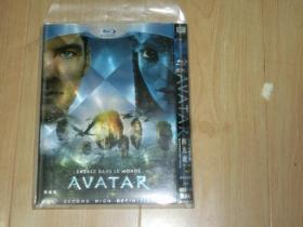 DVD 阿凡达(两碟)